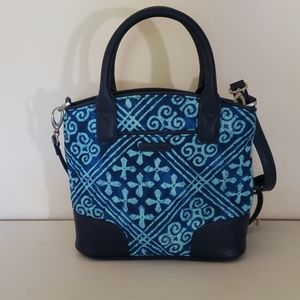 Cuban Tiles Day Off Crossbody Bag
